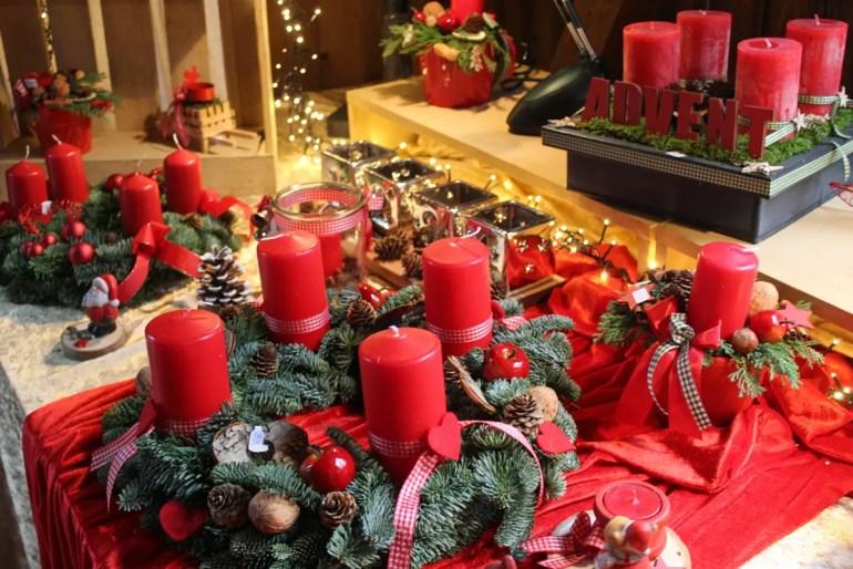 Der Weihnachtsmarkt der Kunsthandwerker im Freilichtmuseum am Kiekeberg