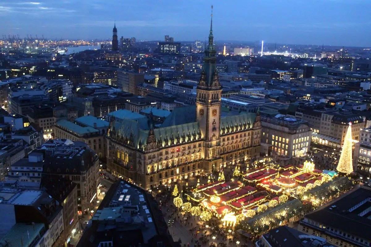 Hamburger Weihnachtsmarkt.Advent Im Norden Die 10 Schönsten Weihnachtsmärkte In Hamburg