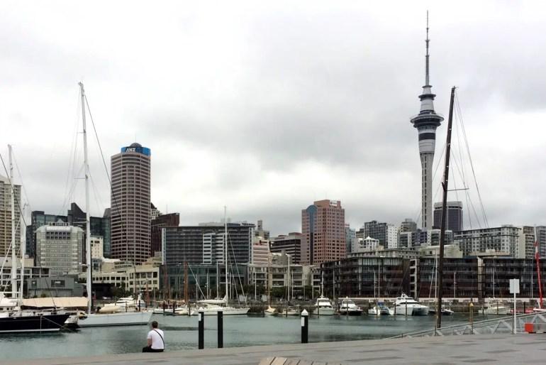Auckland ist mit knapp 1,4 Millionen Einwohnern die größte Stadt Neuseelands