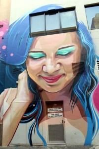 Melbourne ist Australiens Street Art Hauptstadt - aber auch in Adelaide findest du viel Straßenkunst