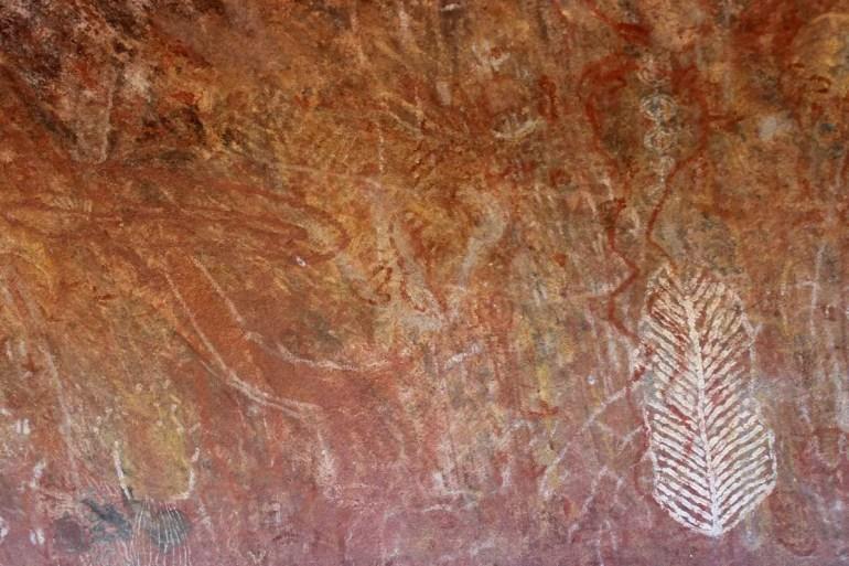 Zeichnungen der Aborigines überliefen jahrtausende alte Traditionen
