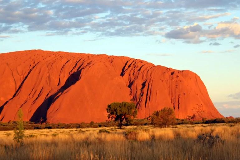 Uluru: 24 Stunden im roten Herz Australiens