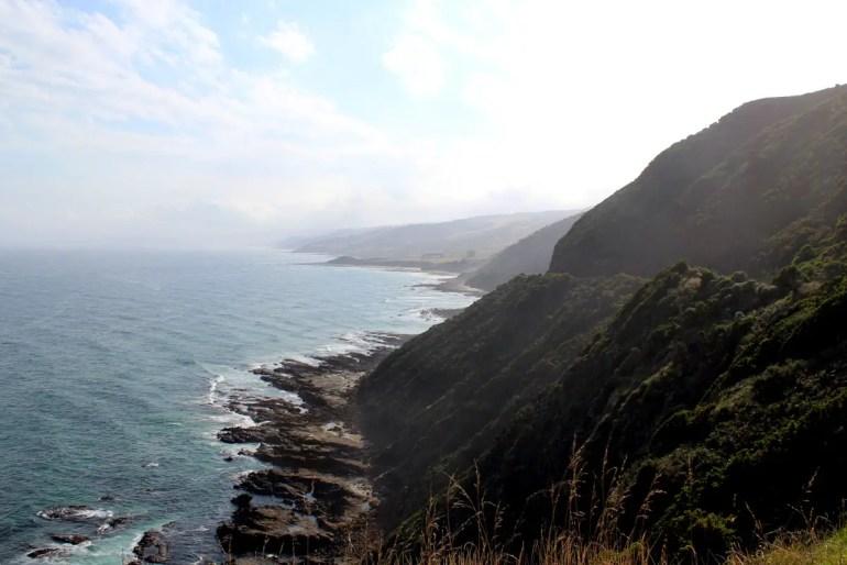 Die Great Ocean Road zählt zu den schönsten Küstenstraßen der Welt