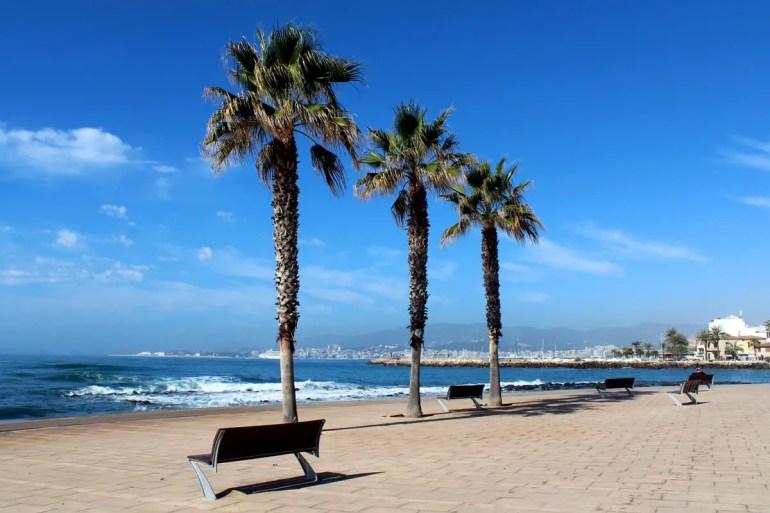Ein Wochenende in Palma ist nicht vollsändig ohne einen Ausflug nach Portixol