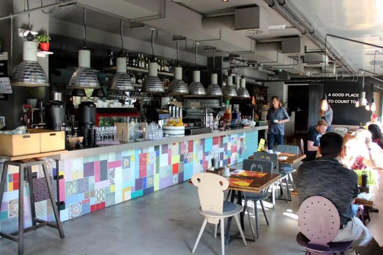 Cooles Design im 1500 foodmakers