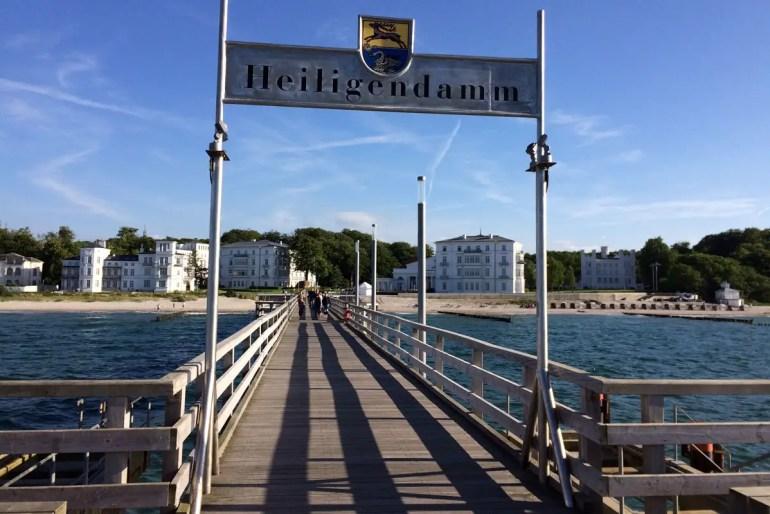 Heiligendamm: einer der berühmten Urlaubsorte an Mecklenburg-Vorpommerns Ostseeküste