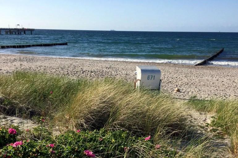 Mecklenburg-Vorpommern: Auszeit am Strand und endlich Ruhe