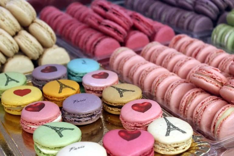Einfach lecker: die Macaron von La Durée