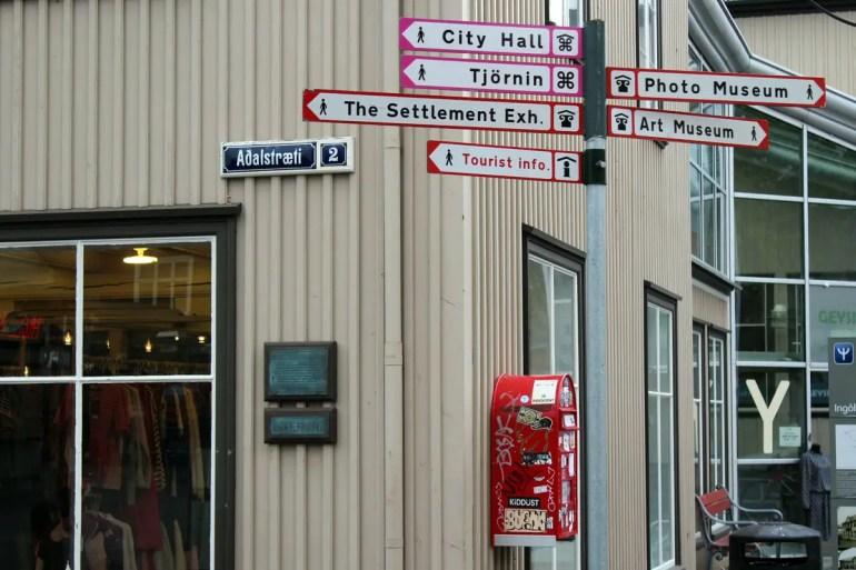 Islands Hauptstadt ist überschaubar und die meisten Sehenswürdigkeiten zu Fuß zu erreichen