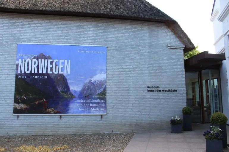 Das Museum Kunst der Westküste zeigt Kunst aus Deutschland und Skandinavien