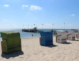 Blaues Meer und weißer Sand: Föhr wirbt mit dem Beinamen Friesische Karibik