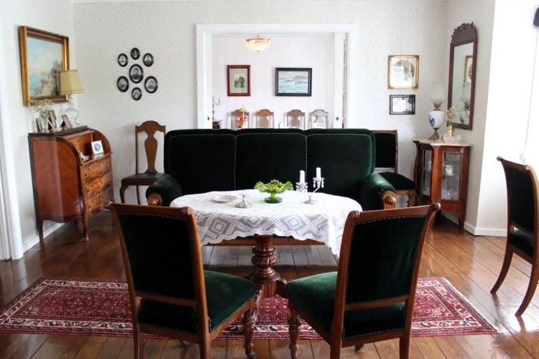 Zu Hause bei Freunden: das Magenta Boutique Guest House in Miðvágur