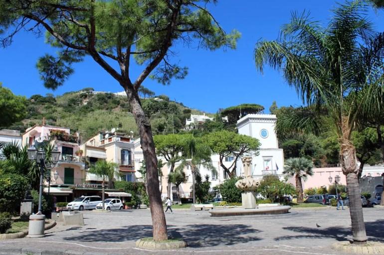 Traditioneller Urlaubsort mit Flair: Lacco Ameno