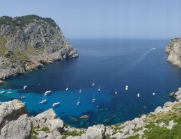 Spätsommer am Meer: Mallorca bietet viele einsame Buchten