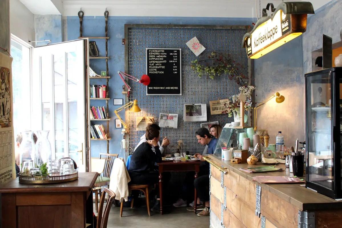 Kaffeeklappe Hamburg