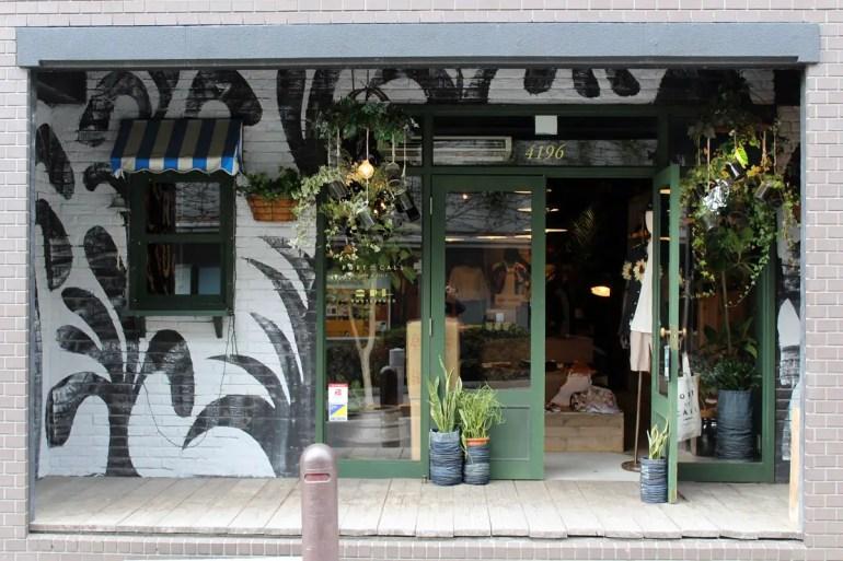 In den kleinen Straßen rund um die Omotesando befinden sich viele kleine Boutiquen