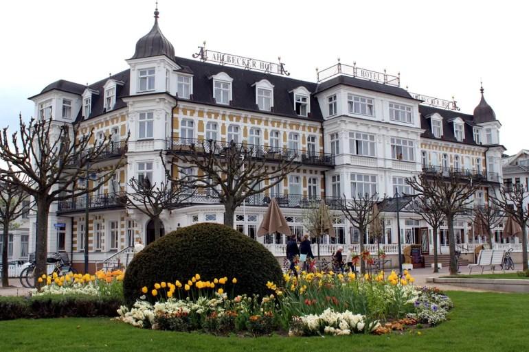 Im Ahlbecker Hof haben schon Kaiser und Könige übernachtet