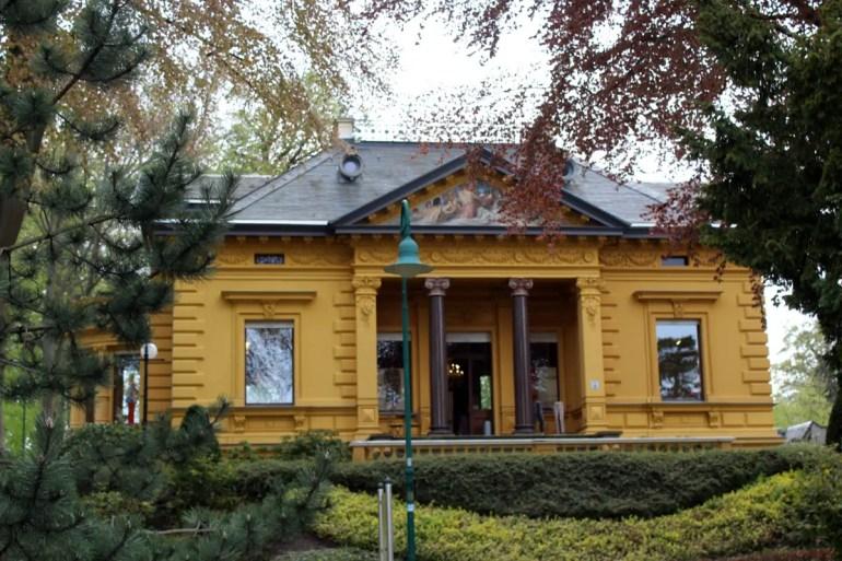 Die Villa Oechsler in Heringsdorf war ein Motiv für den Maler Lyonel Feininger
