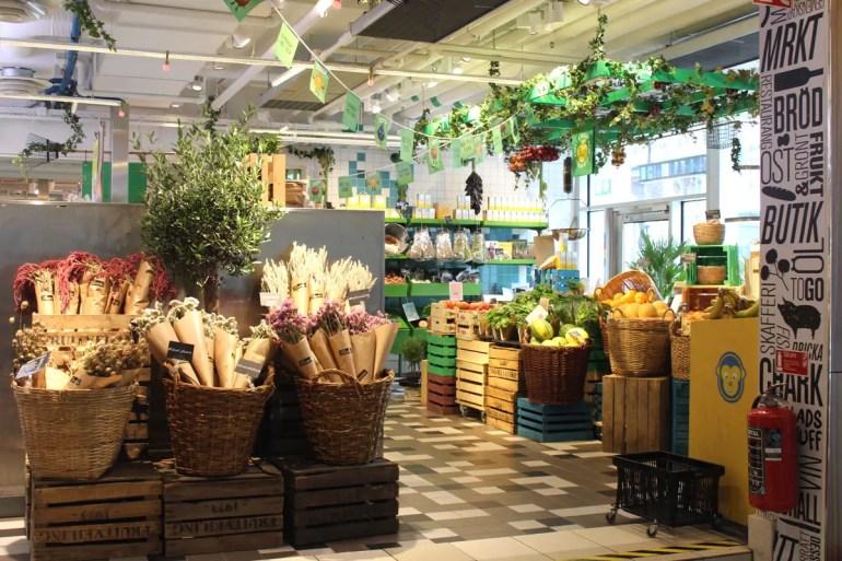 Supermarkt in cool, das bietet das Urban Deli