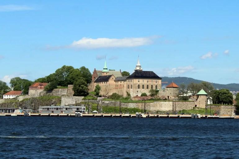 Die alte Festung Akershus
