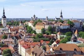 Die Altstadt von Tallinn zählt zu den besterhaltensten in Europa