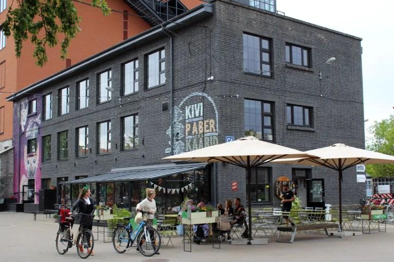 Telliskivi ist Tallinns Kreativzentrum