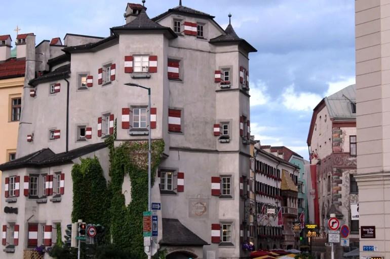 Die Ottoburg ist eines der ältesten Gebäude der Stadt