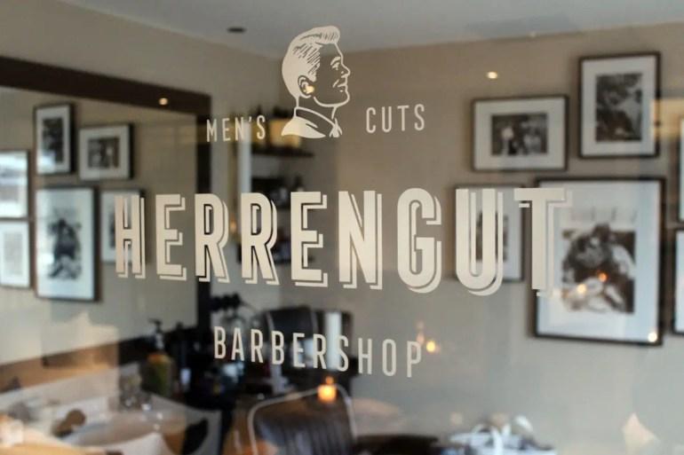 Für die Herren gibt's sogar einen Barber Shop