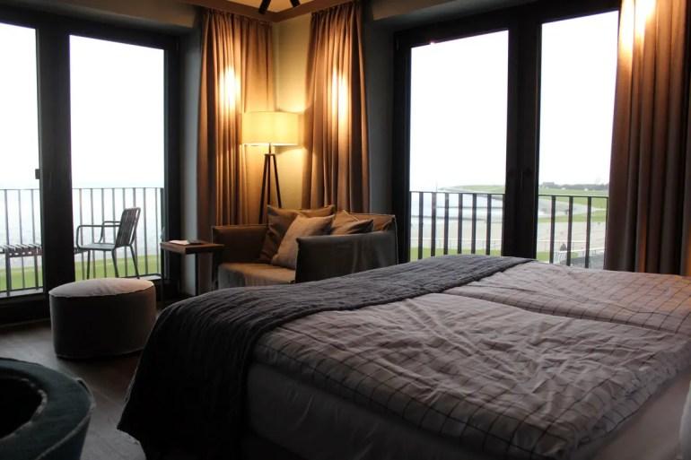 Meerblick direkt vom Bett gibt' im Zimmer mit Meerblick