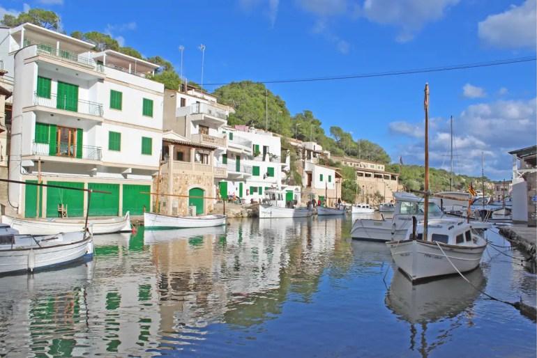 Malerisch liegen die Fischerboote im Hafen von Cala Figuera - definitiv einer der schönsten Orte Mallorcas