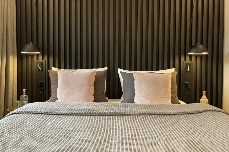 Stilvolle Zimmer im Hotel Mauritzhof