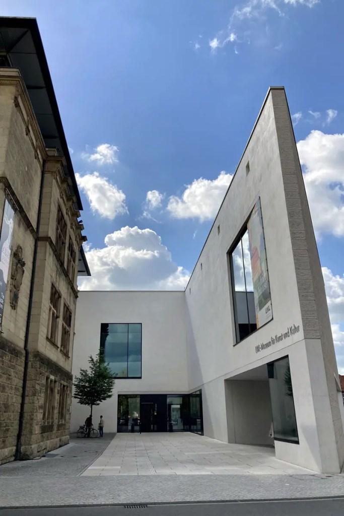 Das LWL Museum für Kunst & Kultur verbindet Alt und Neu