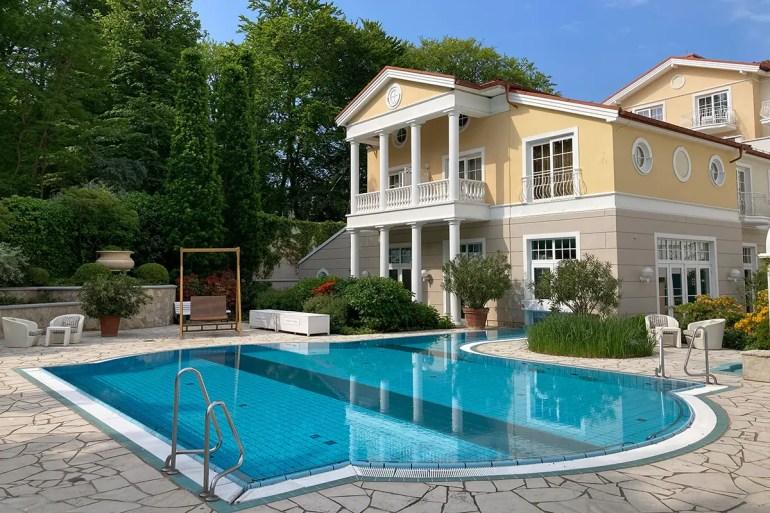 Im Hotel Strandidyll in Heringsdorf erwartet dich ein toller Wellnessbereich
