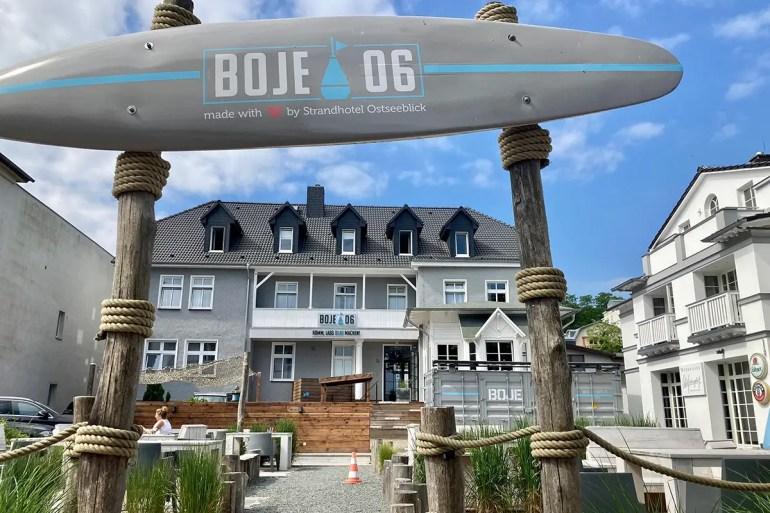 Du suchst ein modernes Hotel auf Usedom? Dann passt das Boje 06 in Heringsdorf