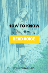 head or chest voice