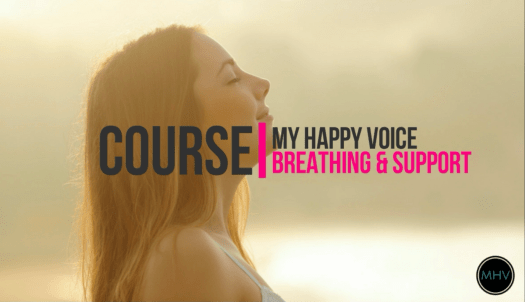 singing ecourse
