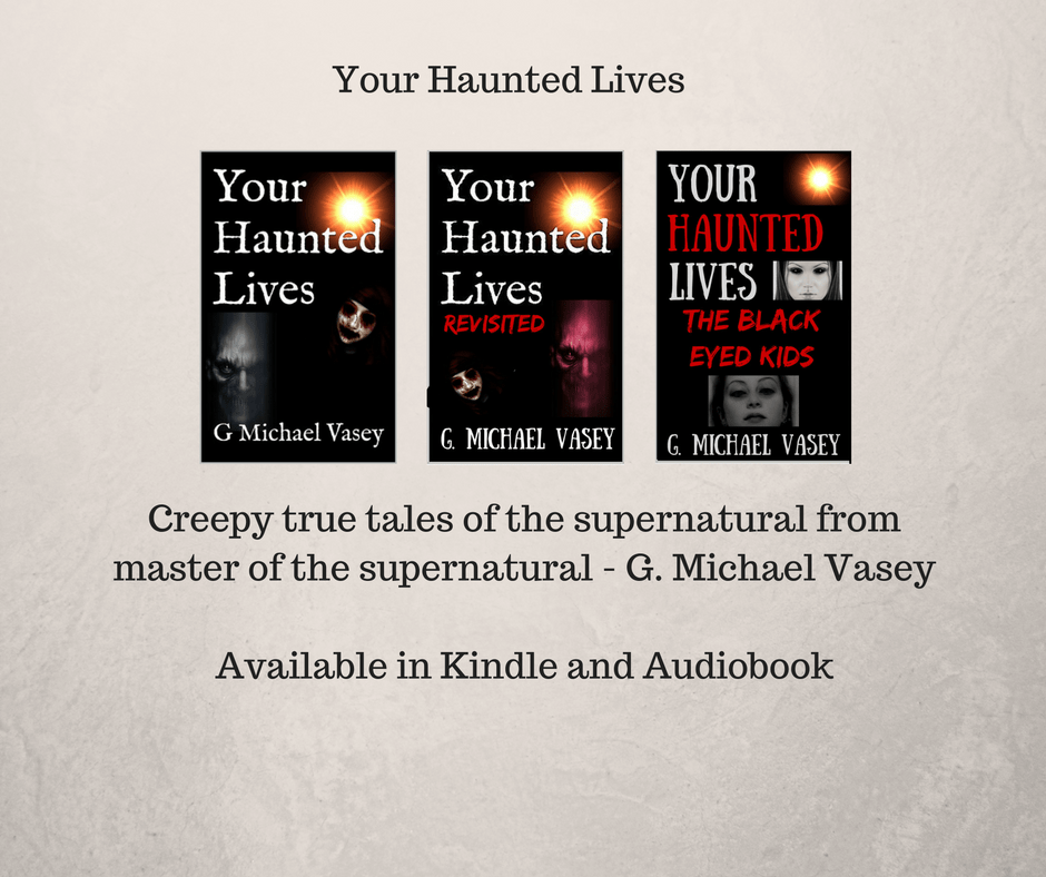 Your Haunted Lives