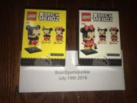 #41624 Mickey Mouse & #41625 Minnie Mouse bei ToysRUs in ...