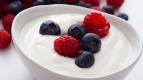 Yogurt Helps Weight Loss