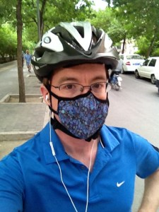 Vogmask air pollution mask