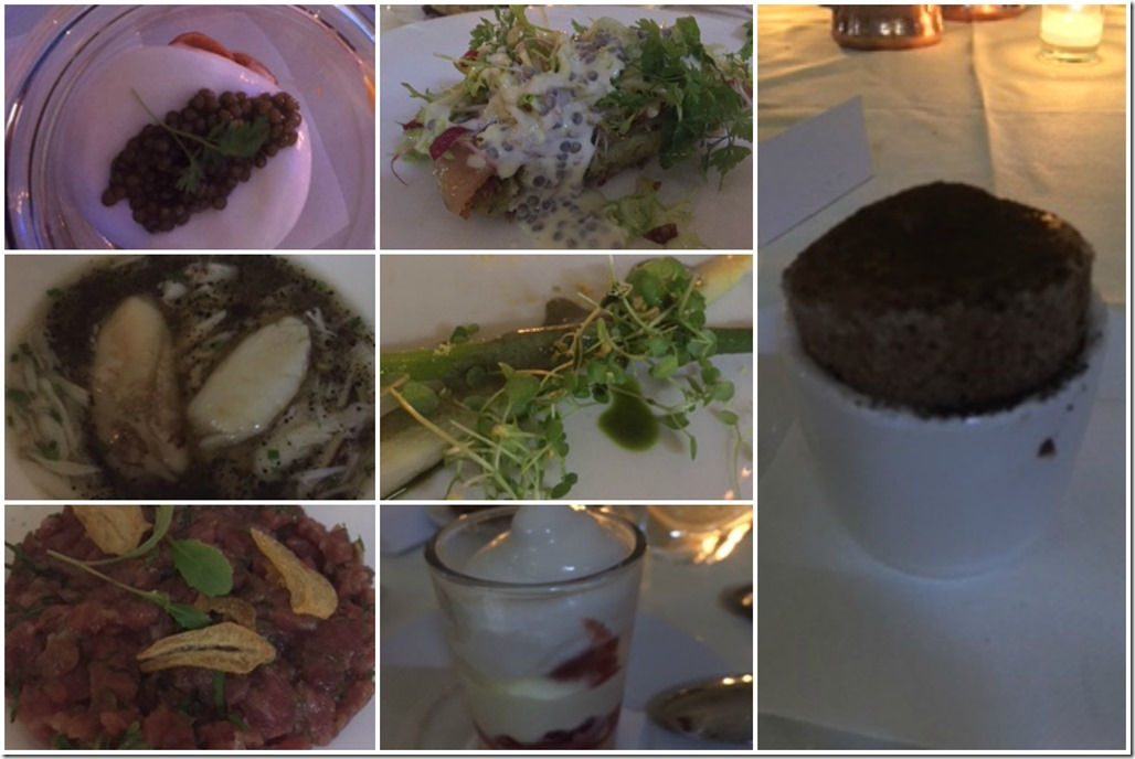 Bouley Botanical's The Chef & The Doctor Series Tasting Menu