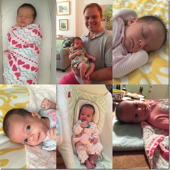 Katie six weeks