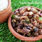 Dry Fish Fry | Karuvaadu poriyal | Food to boost breastmilk