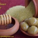 Foxtail Millet Honey Laddoo | Thinai Thaen Laddu | Thaenum Thinayum