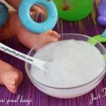 Godhumai Paal Kanji | Wheat Milk Porridge for babies