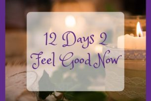 How to feel good over 12 days at christmas