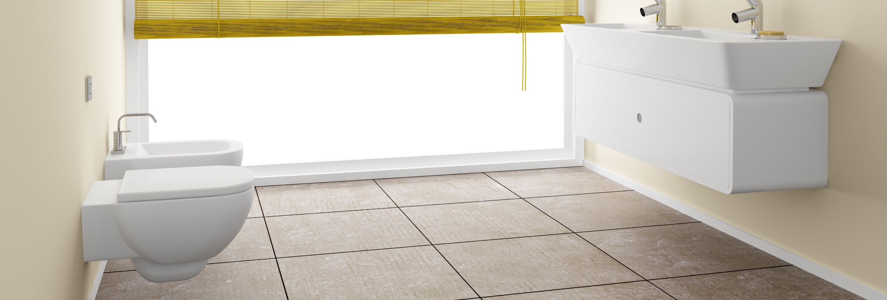NonHarmful Ways to Clean Bathroom Tile Grout  Heavens