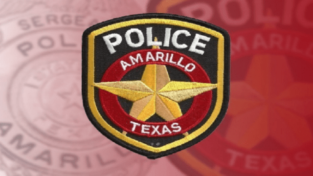 Amarillo Police Red Logo