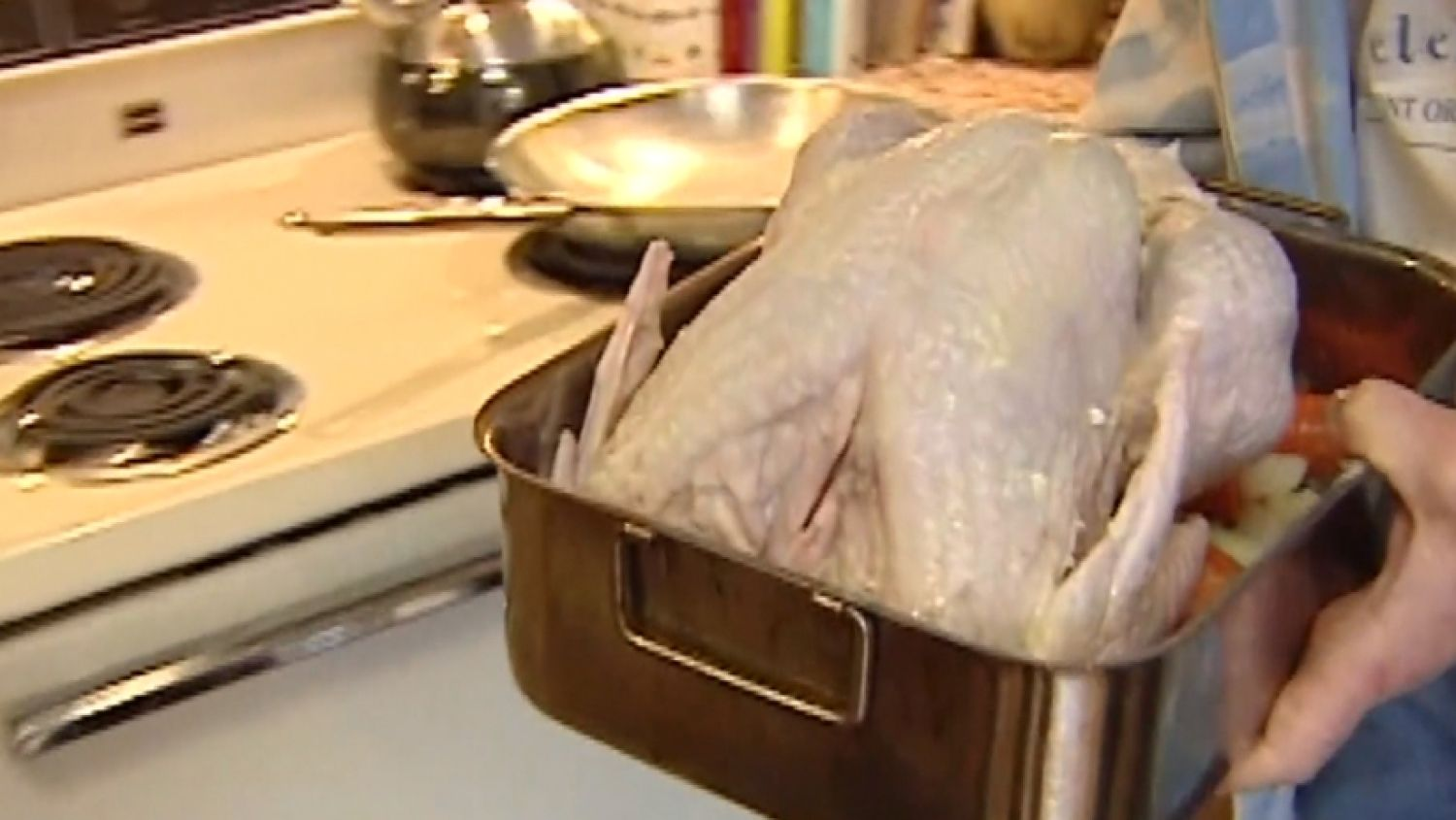 Turkey Tech Makes Thanksgiving Easy