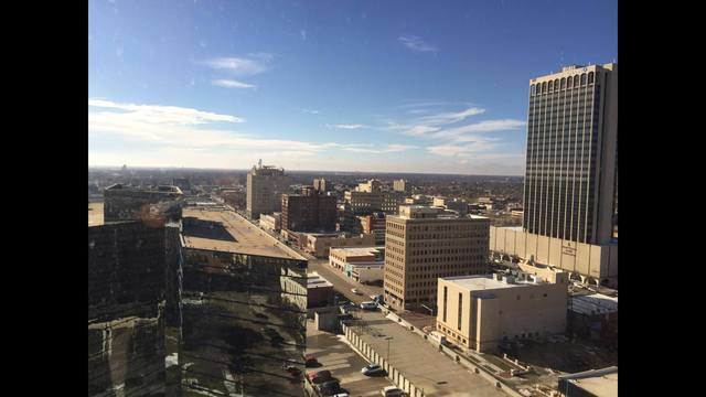 Amarillo Skyline